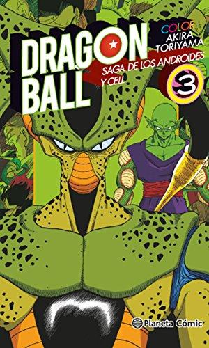Dragon Ball, No. 3: Color Cell (Manga Shonen)