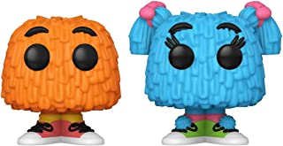 Pop! Ad Icons: McDonald's - 2 Pack Fry Guy (Orange & Blue)