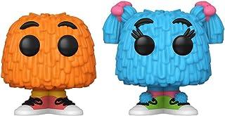 Iconos de anuncio: McDonald's - 2 Pack Fry Guy (naranja y azul)