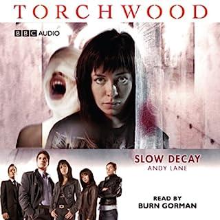 Torchwood audiobook cover art
