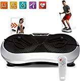 Health & Fitness Hub Power Vibration Exercise Machine, Vibrating Plate Weight Loss Vibrator