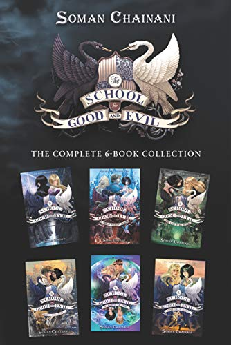 The School for Good and Evil: The Complete 6-Book Collection