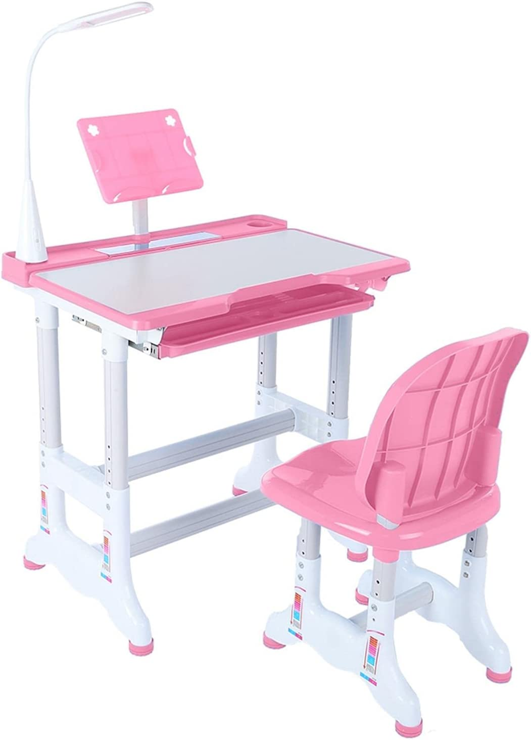Max Limited time sale 90% OFF FartPeach School Desk for Kids - 8-12 Ki Years Height Adjustable