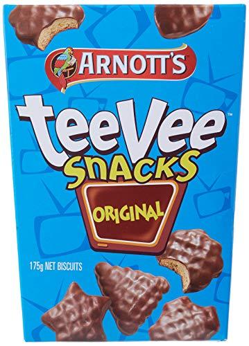 Arnott's TeeVee Snacks Original Biscuit Bites, 175 Grams