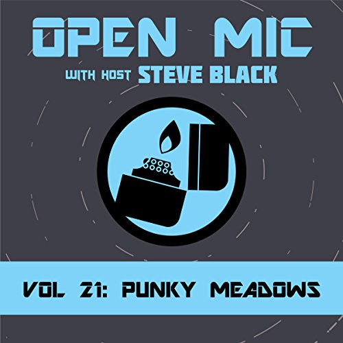 Punky Meadows cover art