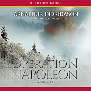 Operation Napoleon audiobook cover art