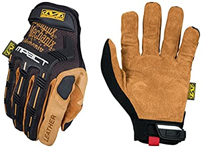 Mechanix Wear M-Pact Leather Gloves