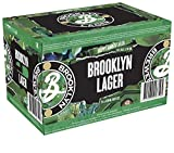 Brooklyn Brewery Birra Lager - 24 bottiglie da 330 ml