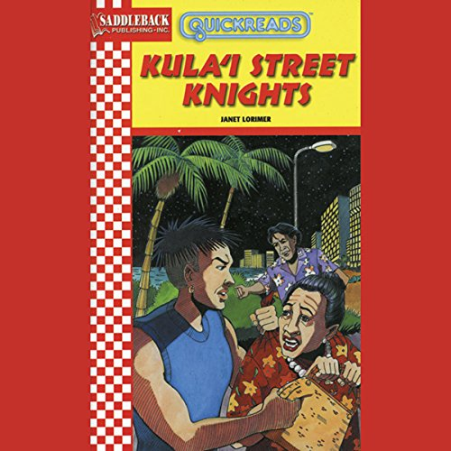 Kula'i Street Knights audiobook cover art