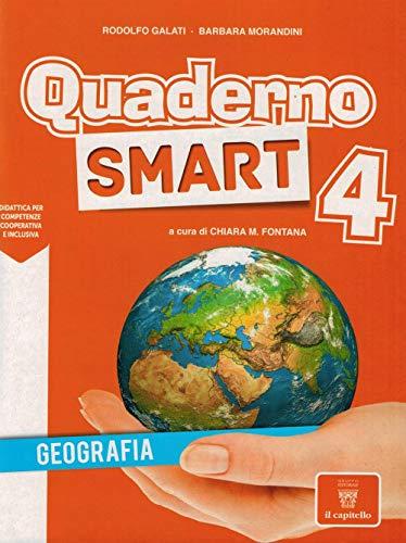 Quaderno SMART 4. Geografia