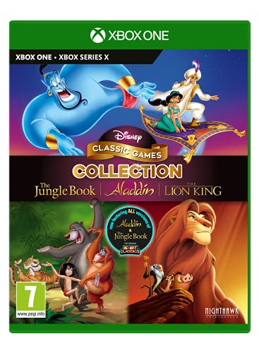 Disney Classic Games Collection (Xbox One/Series X)