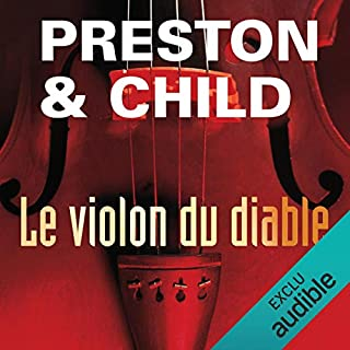 Le violon du diable     Pendergast 5              De :                                                                                                                                 Douglas Preston,                                                                                        Lincoln Child                               Lu par :                                                                                                                                 François Hatt                      Durée : 17 h et 33 min     103 notations     Global 4,7