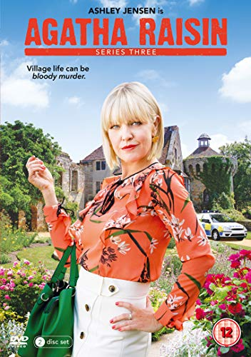 Agatha Raisin - Series 3 [Reino Unido] [DVD]