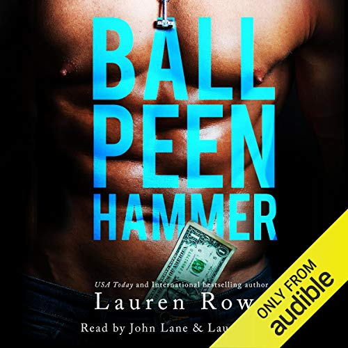 Ball Peen Hammer audiobook cover art