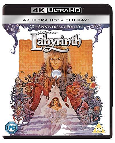 Labyrinth [4K Ultra HD] [Blu-ray] [2019] [Region Free]