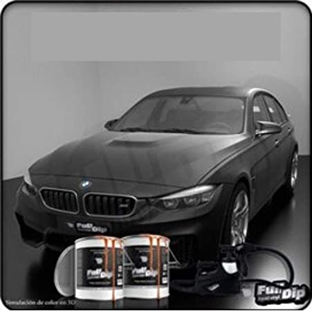 Fulldip Pack Auto Kompakt Turbine Zweifarben Schwarz Auto