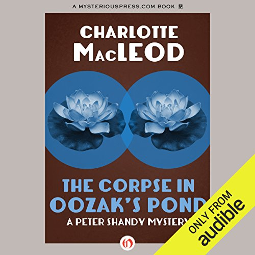 The Corpse in Oozak's Pond cover art