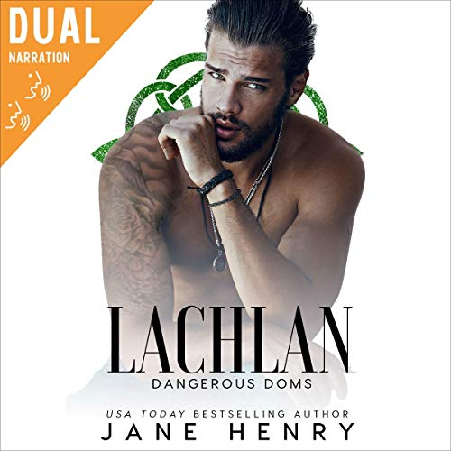Lachlan Audiobook By Jane Henry cover art