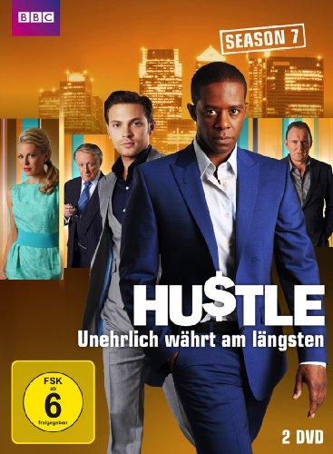 Hustle: Unehrlich währt am längsten _ Season 7 (BBC) [2 DVDs]