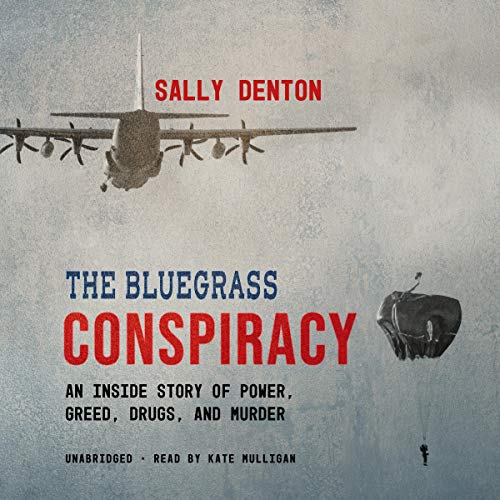 Couverture de The Bluegrass Conspiracy