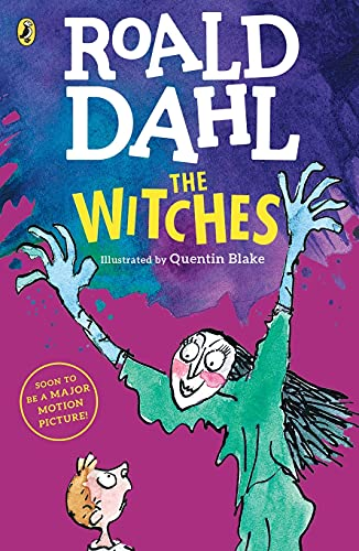 The Witches (Canada) by Roald Dahl