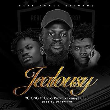 Jealousy (feat. Ogidi Brown & Fameyeogb)
