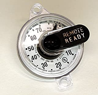 5909S02772 Screw in Remote Ready Gauge for Propane Tanks