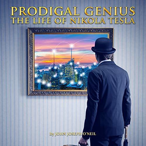 Prodigal Genius audiobook cover art