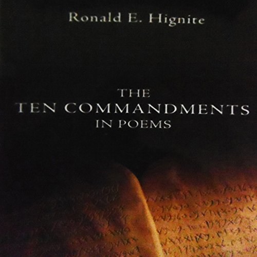 The Ten Commandments in Poems cover art