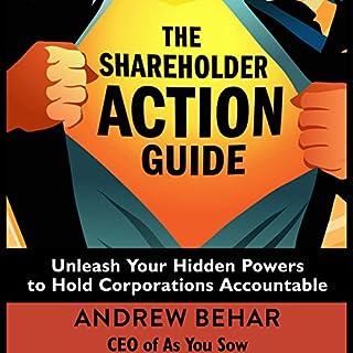 The Shareholder Action Guide cover art