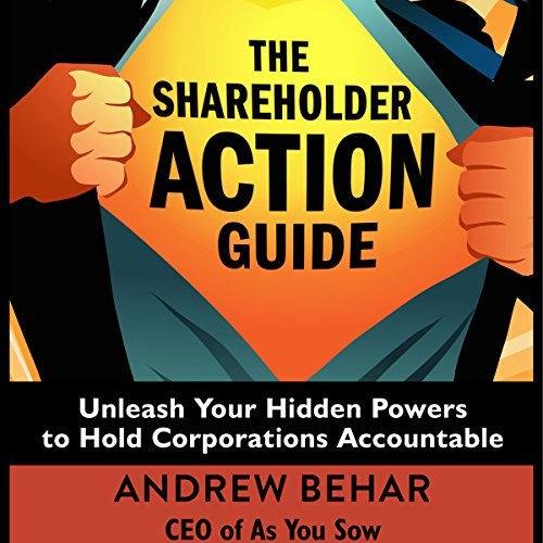 The Shareholder Action Guide cover art