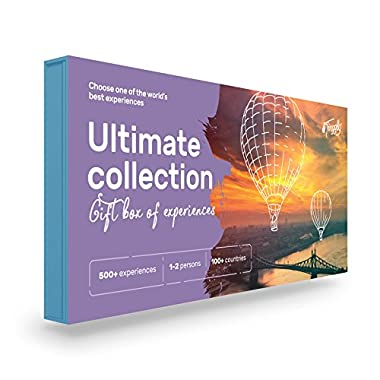 Worldwide Experience Gifts - Ultimate Tinggly Voucher / Gift Card in a Gift Box