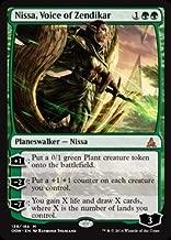 Magic: The Gathering - Nissa, Voice of Zendikar (138/184) - Oath of The Gatewatch