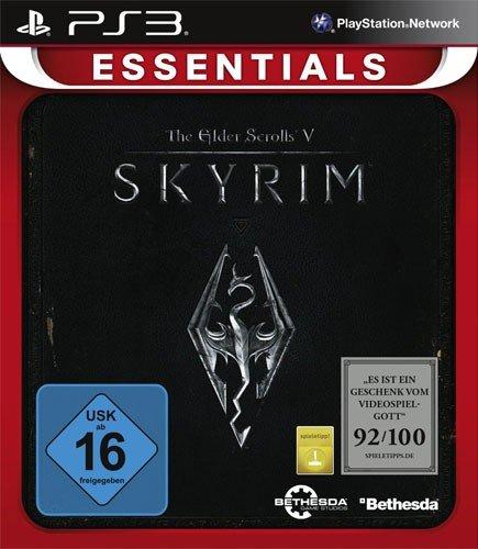 Skyrim Essential Ps3 de