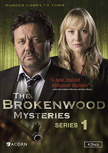 british dvds mystery - 2