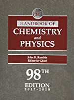 CRC Handbook of Chemistry and Physics de John Rumble