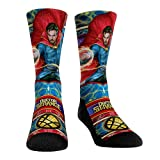 Marvel Super Premium Novelty Socks (Small/Medium, Doctor Strange - Hero Pose)