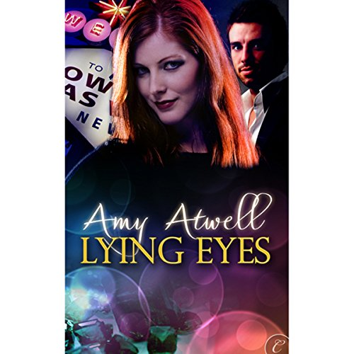Lying Eyes audiobook cover art