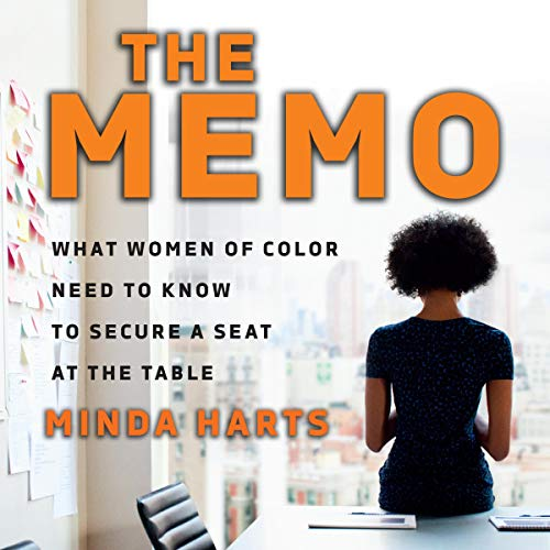 The Memo audiobook cover art
