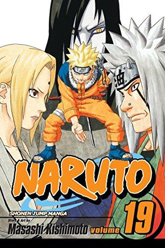 Naruto, Volume 19: Successor