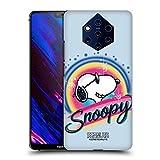 Head Case Designs Oficial Peanuts Gafas de Sol Coloridas Aerógrafo Snoopy Boardwalk Carcasa rígida Compatible con Nokia 9 PureView