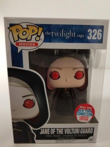 Funko Pop! Filme # 326 Twilight Saga Jane von der Volturi Wache (2016 New York komische Con Exclusive)