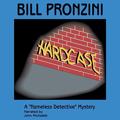 Hardcase audiobook cover art