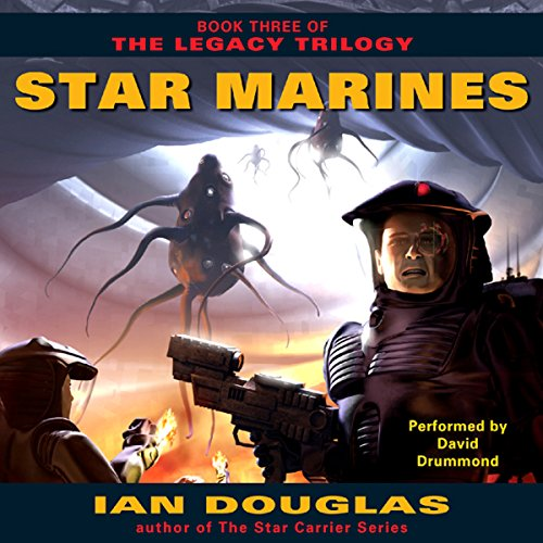 Couverture de Star Marines