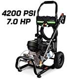 Best Gas Pressure Washers - TEANDE Gas Pressure Washer 212CC Gas Powered Power Review