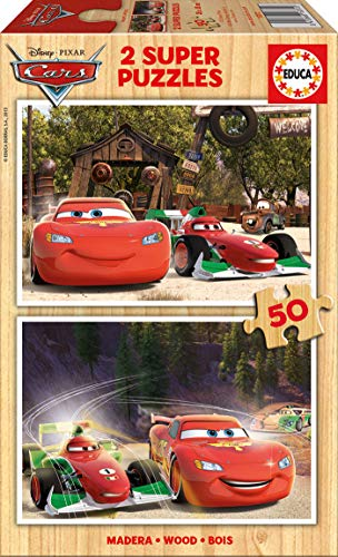 Educa Borrás- Cars Puzzle 16372