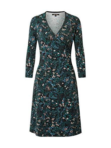 King Louie Damen Kleid Monterey schwarz M (38)