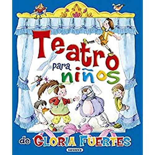 Teatro Para Niños De Gloria Fuertes (Grandes Libros)