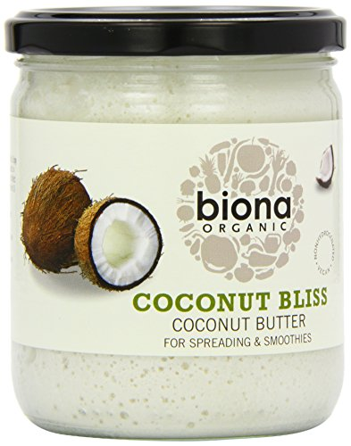 Biona Organic Coconut Bliss 400 g [Grocery], 100 g