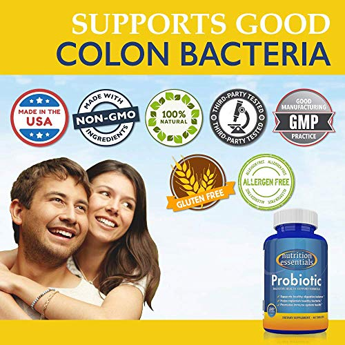 #1 Best Probiotic Supplement - 900 Billion CFU Probiotics - Nutrition...
